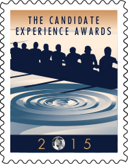 The Candidate Experience Award 2015
