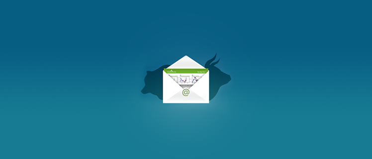 The Daily Ticker logo