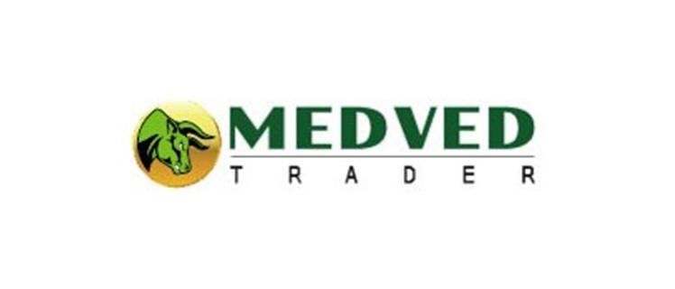 medved trader logo