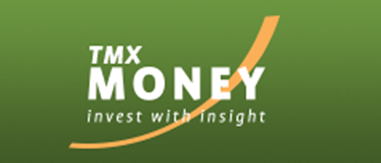 TMX Money logo